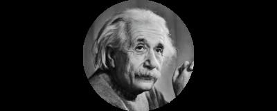 Wyobraźnia jest ważniejsza od wiedzy, ponieważ wiedza jest ograniczona.